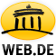 web.de Logo